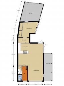 plattegrond woonhuis funda zwolle makelaar